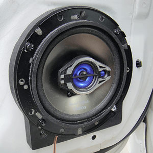 カーオーディオ インナーバッフル製作(防水処理込み・左右)