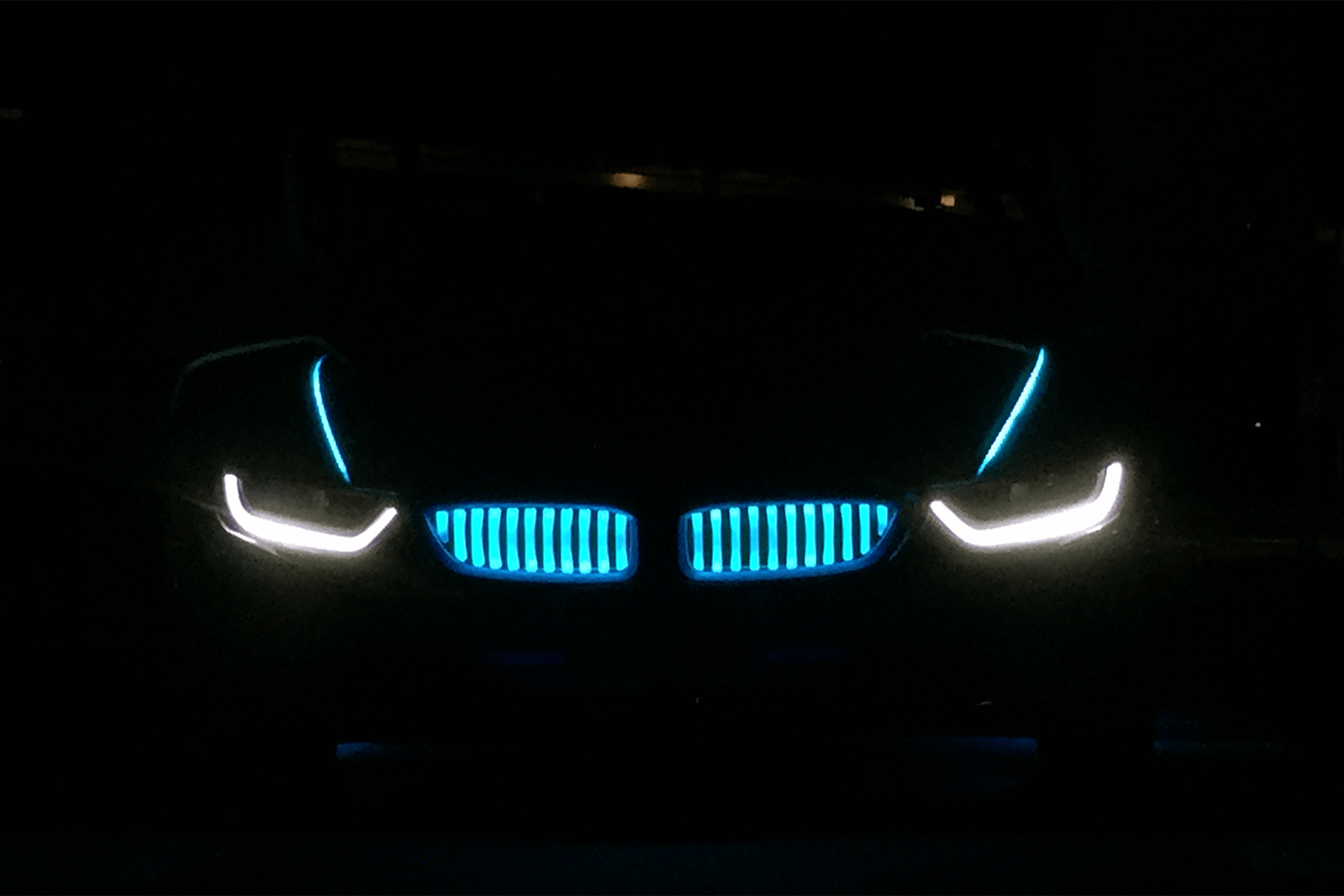 BMW i8 カスタム施工後6